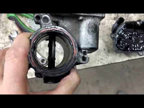 VW B6 Throttle Body Problems / Error Code
