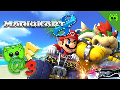 E3 STREAMS 2015 - Mariokart 8 Teil 2 «» #PietStream | Live-Mitschnitt Full HD