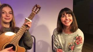 SHARE this mother and daughter singing ! Riverside Cover song