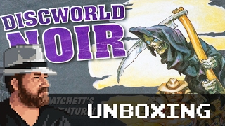 Discworld Noir - Unboxing