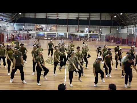 PE2 Streetdance FINALS - Midyear 2017