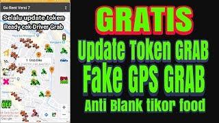 Gratis update token Fake GPS GRAB Go Rent Repack anti Blank spot