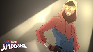 Origin 5 | Marvel's Spider-Man | Disney XD
