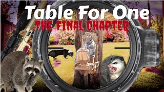 Table for One - The Final Chapter: Backyard Pest Control with the EDgun Leshiy + ATN X Sight 4K Pro
