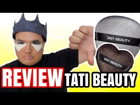TATI BEAUTY BLENDIFUL REVIEW THE TRUTH