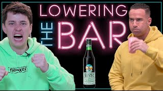 Barstool Sports Chokes Down Fernet (Feat. The Jersey Shore)