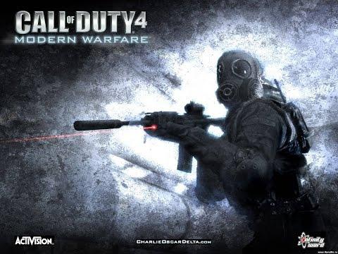 Как скачать игру Call of Duty 4: Modern Warfare