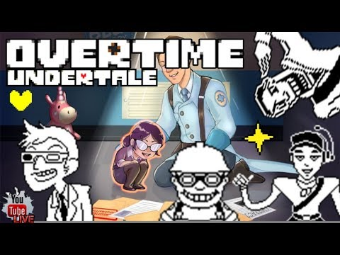 Undertale Overtime | Fan Game