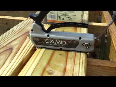 Camo Marksman Pro hidden fastener tool