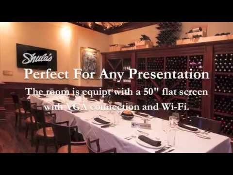 Planning The Perfect Event - Private Dining!