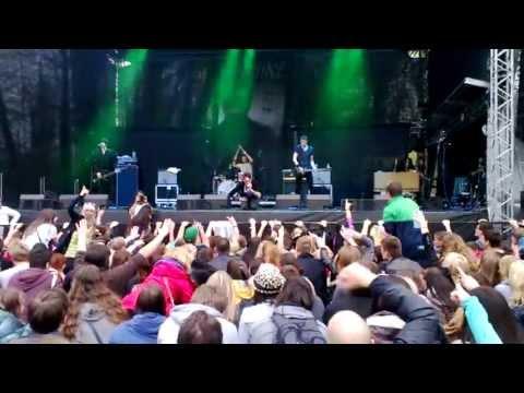SUNSHINE Top! Top! The Radio! (Majáles 2013 Praha)