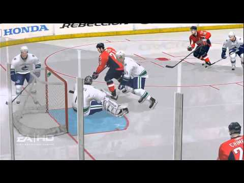 NHL 11 Stanley Cup Final Game 7 Highlights (Canucks vs Capitals) HD