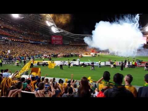 Australia soccer champions HD