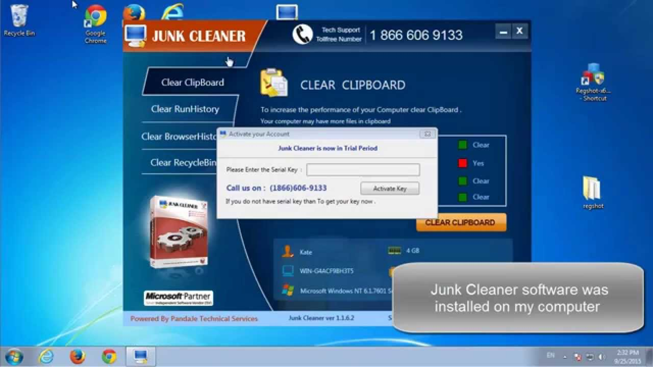 how to clean your pc from junk