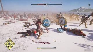 Assassins Creed Odyssey: 15 Mins Gameplay *NEW*