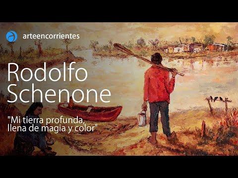 Mi tierra profunda, llena de magia y color de Rodolfo Schenone