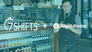 7shifts product integration overview featuring the pos touchbistro.