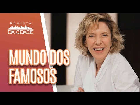 Aniversariantes Do Dia | Mundo Dos Famosos  - Revista Da Cidade (31/05/18)