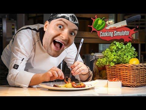 ЗВЕЗДАСТЫЙ ПОВАР ► Cooking Simulator |2| Прохождение