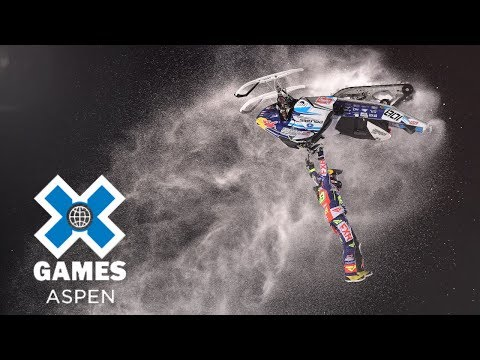 Snowmobile Freestyle: FULL BROADCAST | X Games Aspen 2018