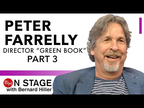 "Inside Hollywood: Peter Farrelly,, 2X Oscar Winner ""Green Book"" 