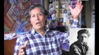 Gamaliel Churata es el pseudónimo de Arturo Peralta Miranda  1