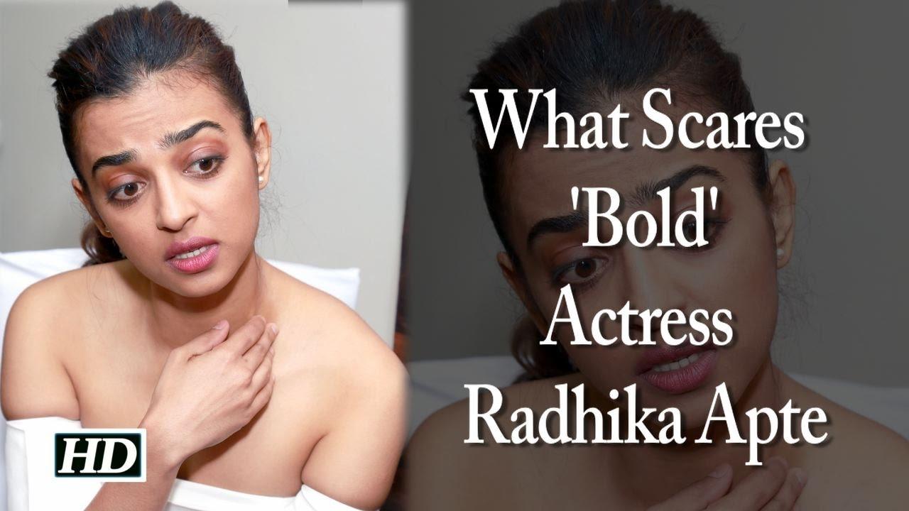 Download Watch- What Scares Bold actress Radhika Apte !
