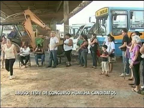 Prefeito de Planaltina de Goiás fala sobre teste humilhante