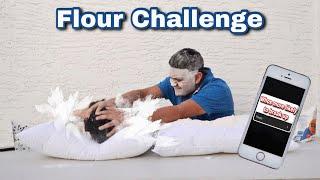 TIKTOK Flour Challenge *Couples Edition!!*