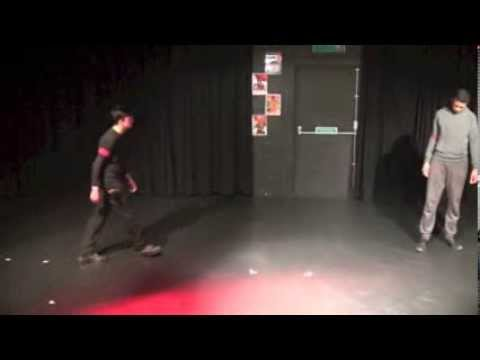 GCSE Devised Performance - Post Traumatic Stress