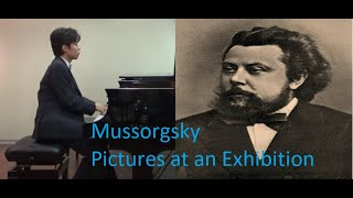 Mussorgsky Pictures at an Exhibition (Joy) Hyuk Lee 이혁 Ли Хёк