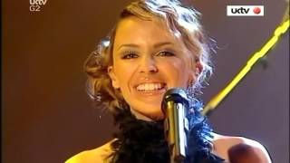 Kylie Minogue - Come Into My World (Jonathan Ross Show 2002)