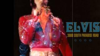 Elvis Presley ♫ Burning Love  {Stage Rehearsal 8/4/72}