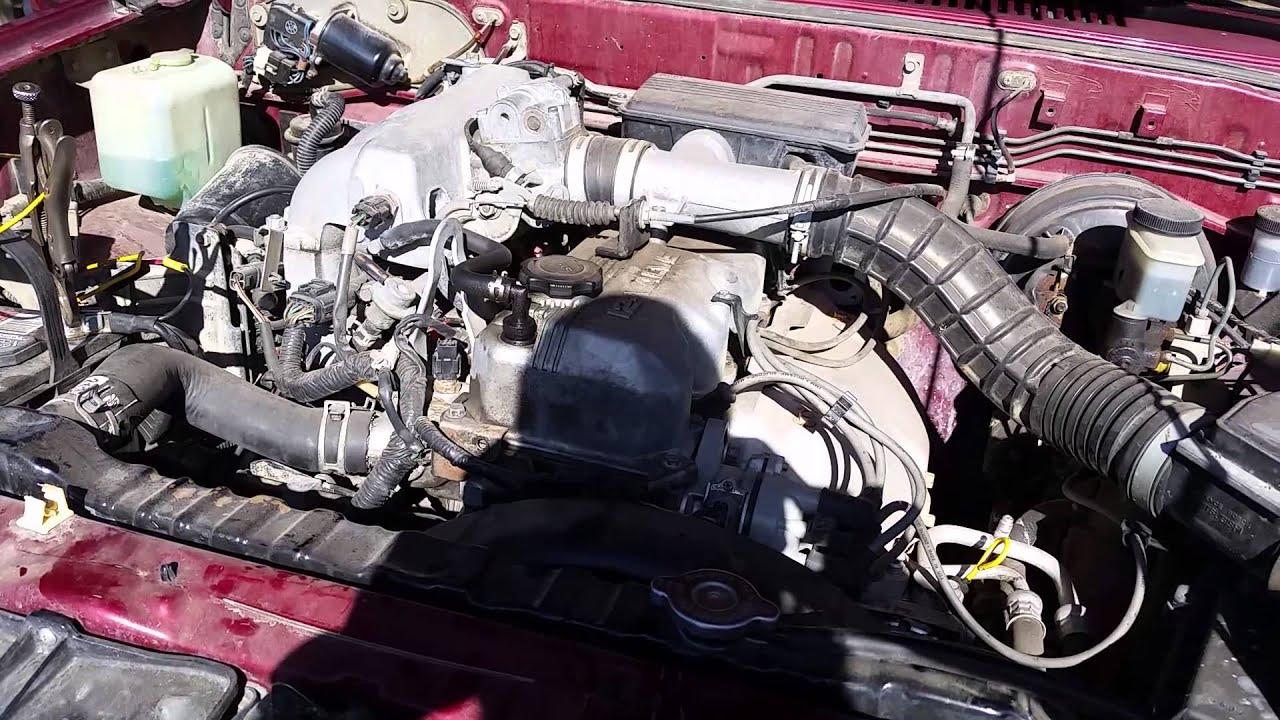 hight resolution of mazda b2600i engine