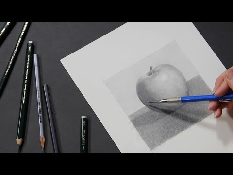 GRAPHITE: How to Use Blending Techniques with Graphite