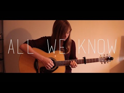 All We Know - The Chainsmokers Ft. Phoebe Ryan - Linnea Andersen[Fingerstyle Guitar]