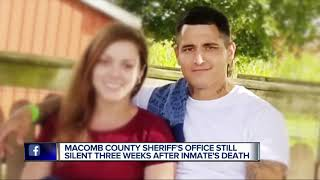 Sheriff remains quiet as public questions drug overdose deaths inside Macomb County Jail