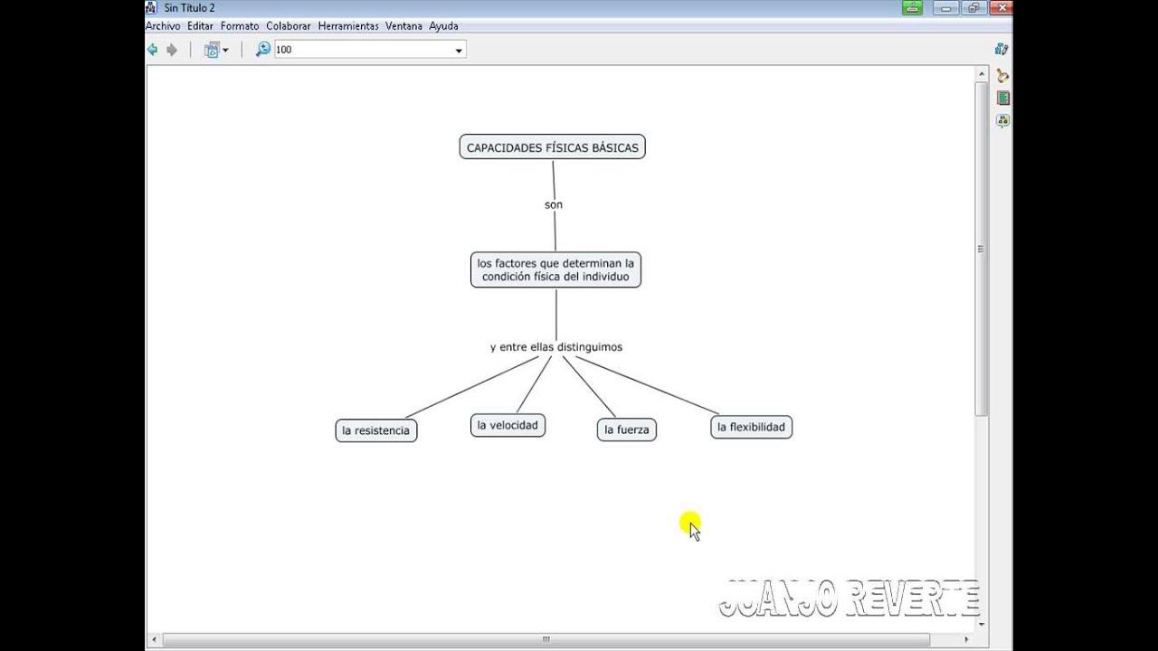 C mo hacer esquemas con cmap tools youtube for Como se elabora un vivero