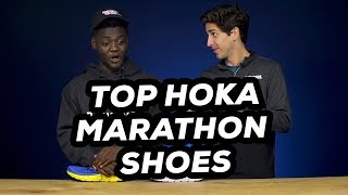 The Best HOKA Running Shoes for the Marathon