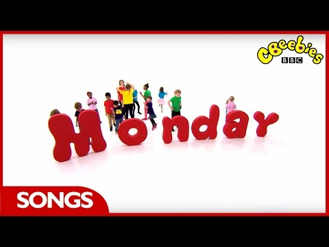 CBeebies: Monday Song