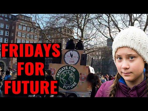 Fridays For Future: 3 Billionen für den EU-Klimanotstand