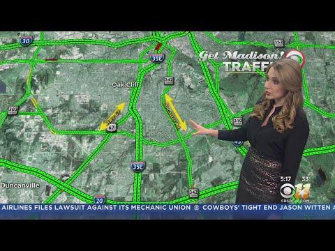 2 Major Freeways Closures Across DFW This Weekend