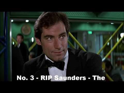 Timothy Dalton's Top 3 Bond Moments
