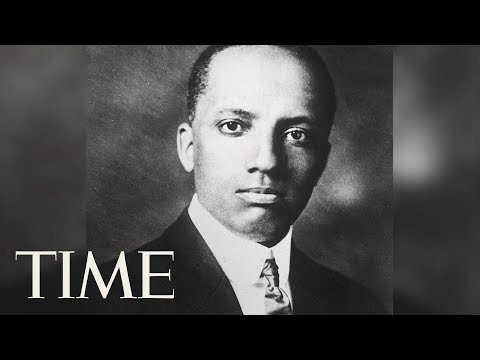 Why Carter G. Woodson Is The 'Father Of Black History' | TIME