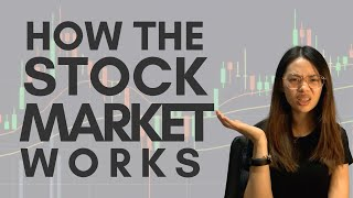 HOW THE STOCK MAŔKET WORKS   Stock Market 101 for beginners   Philippine Stock Exchange