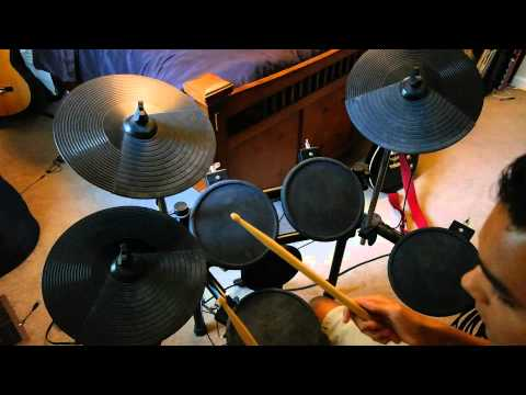 Tighten Up By The Black Keys - Drum Lesson