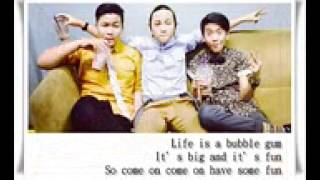 CJR   Life Is Bubble Gum With Lyrics