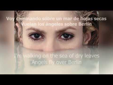 Shakira - Nada (lyrics Spanish - English)