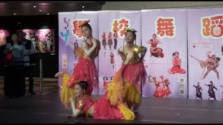 Publication Date: 2018-04-15 | Video Title: 學校舞蹈節巡禮 - 魚兒水中嬉 (傣族) [中國舞] @香港