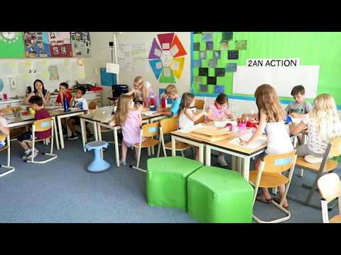 VRintheclassroom Demo for Frankfurt International School, Elementary School - Grade 2